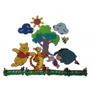 Marco Decoratiune Perete Winni The Pooh