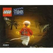 Lego Studios 4063 Cameraman 2