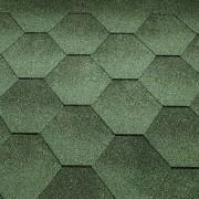 Bitumenové šindele Katepal Jazzy, zelená