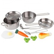 KidKraft Deluxe Cookware Set (11 pieces)