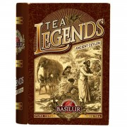 Ceai Basilur tea book legends ancient ceylon C70888