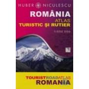 Romania - Atlas Turistic Si Rutier 2011