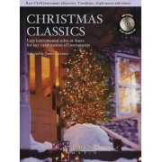 Christmas Classics - Easy Instrumental Solos or Duets for Any Combination of Instruments by James Curnow