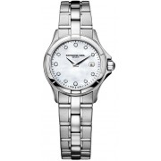 Raymond Weil Womens 9460-ST-97081 Parsifal MOP Face Watch
