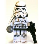 LEGO 9490 Star Wars Droid Escape Stormtrooper Minifigure White Pauldron