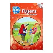 Get Ready For Flyers Students Book & MultiROM Pack