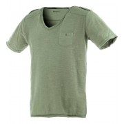 Modyf Tee-shirt Modyf Street Style Flammé Olive