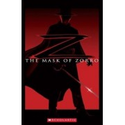 The Mask of Zorro - With Audio CD by Jane Rollason