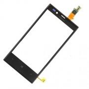 Vidro/Touch para Nokia Lumia 720 preto