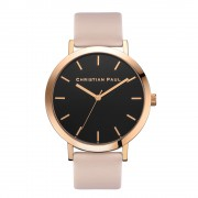 Christian Paul - Watch Raw - 43 MM - Rosegold / Peach RW-05