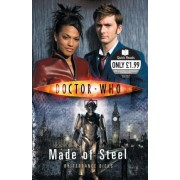 Doctor Who: Made of Steel by Terrance Dicks