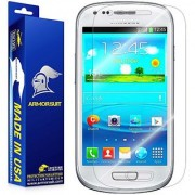 ArmorSuit MilitaryShield - Samsung Galaxy S3 Mini Screen Protector Shield Ultra Clear + Lifetime Replacements