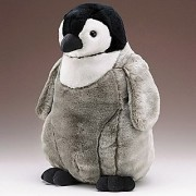 Emperor Penguin Chick 18 by Wild Life Artist