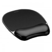 Suport ergonomic mouse pad cu suport gel, Crystals™, Fellowes [A]