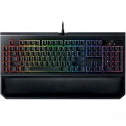 Геймърска клавиатура Razer BlackWidow Chroma V2, Механична US Layout, ORANGE SWITCH, RZ03-02031600-R3M1
