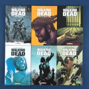 Walking Dead Lot 6 Comics Tomes 1 À 6 / 1 2 3 4 5 6 Comic