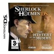 Sherlock Holmes Mystery Of The Mummy Nintendo Ds