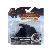 Spin Master - Toothless - Dragon Noir - Dragons Race To The Edge - Legends Collection