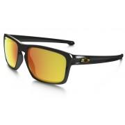 Oakley Sliver - VR46 Polished Black w/Fire Irid - Brillen Zubehör