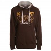 Hawthorn Hawks Ladies Printed Hood