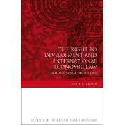 The Right to Development and International Economic Law by Isabella D Bunn