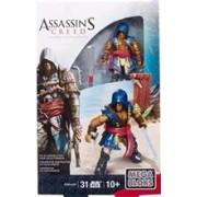 Jucarie Mega Bloks Assassin's Creed Adewale Figure Set