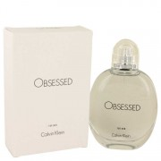 Calvin Klein Obsessed Eau De Toilette Spray 4.2 oz / 124.21 mL Men's Fragrances 537504