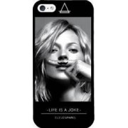 Skin Kate Eleven Paris Apple iPhone 5 5s Negru
