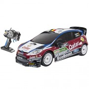 Toy State - 1:16 Scale Street Cars: Ford Fiesta RS WRC (94131)