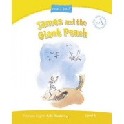 James and the Giant Peach: Level 6 by Jocelyn Potter