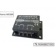 Convertor de tensiune 24V-12V - M038N