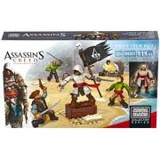 Mega Bloks CNF06 - Assassin's Creed, Ciurma dei Pirati, Plastica