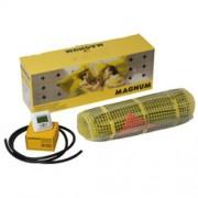 Vloerverwarming Elektrisch Magnum Millimat 300 2.5m2 met Klokthermostaat
