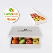 Regalo fruta gourmet