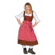 Tiroler jurk voor volwassenen