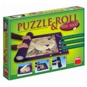 Suport rulou pentru puzzle