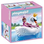 PLAYMOBIL Princess with Swan Boat Playset