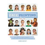 Face Painting by Senior Lecturer in Cultural History Karen Harvey