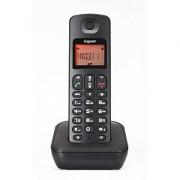 Gigaset A100 Black cordless landline phone
