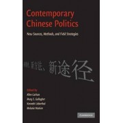 Contemporary Chinese Politics by Allen Carlson