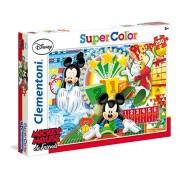 Clementoni - 29714.6 - Puzzle - Mickey Mouse - 250 Pièces