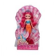 Mattel Barbie Fairytale Small Doll Mermaid Pink