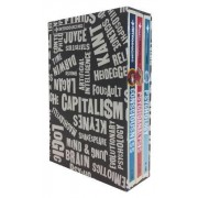Introducing Graphic Guide box set - Know Thyself by David Papineau