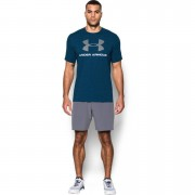 Under Armour CC Sportstyle Logo SM Blackout Navy