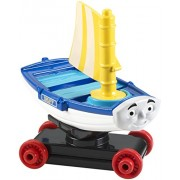 Fisher Price CGT02 - Trenino Thomas Take'n Play Skiff, Multicolore