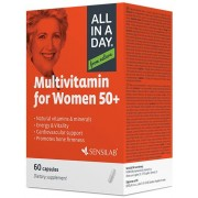 Sensilab ALL IN A DAY Multivitamina per donne 50+