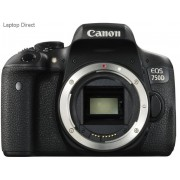 Canon EOS 750D 24 MegaPixel Digital Camera - Body only