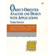 Object Oriented Analysis and Design with Applications by Grady Booch