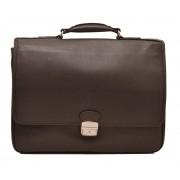 "CUIRS GUIGNARD cartable cuir homme marron "" 461352 """