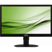 Monitor LED 22 Philips 220B4LPYCB/00 WSXGA+ 5 ms Negru